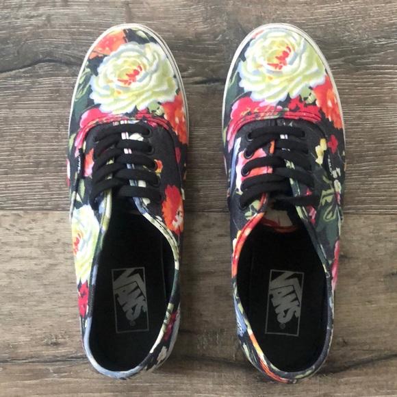 vans shoes 7.5